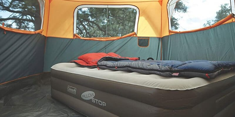 Best Air Mattress For Camping - best air mattress for tent camping