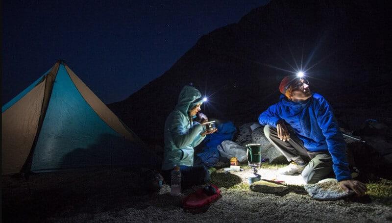 Camping Headlamp - best small camping headlamp