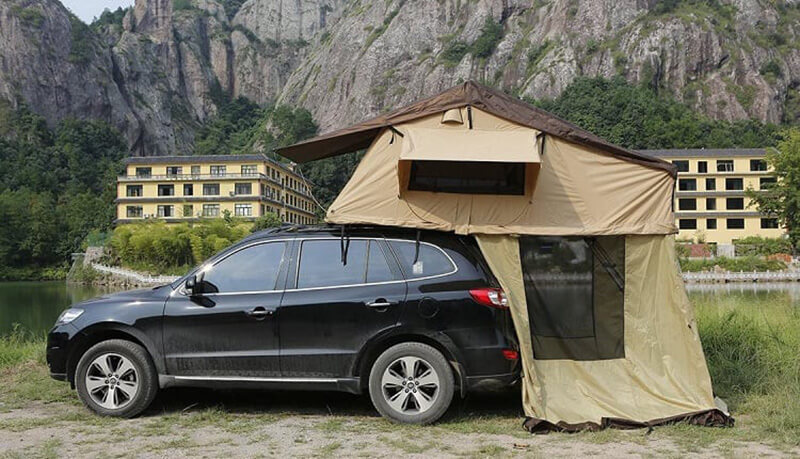 best car for camping