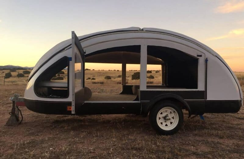Earth Traveler - best off road camping trailers