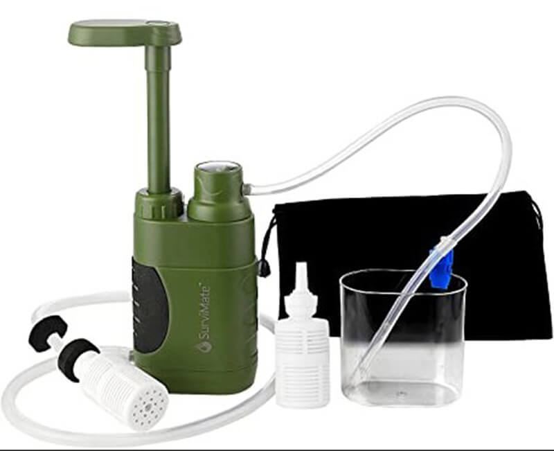 Flow Rate - best camping water filter system