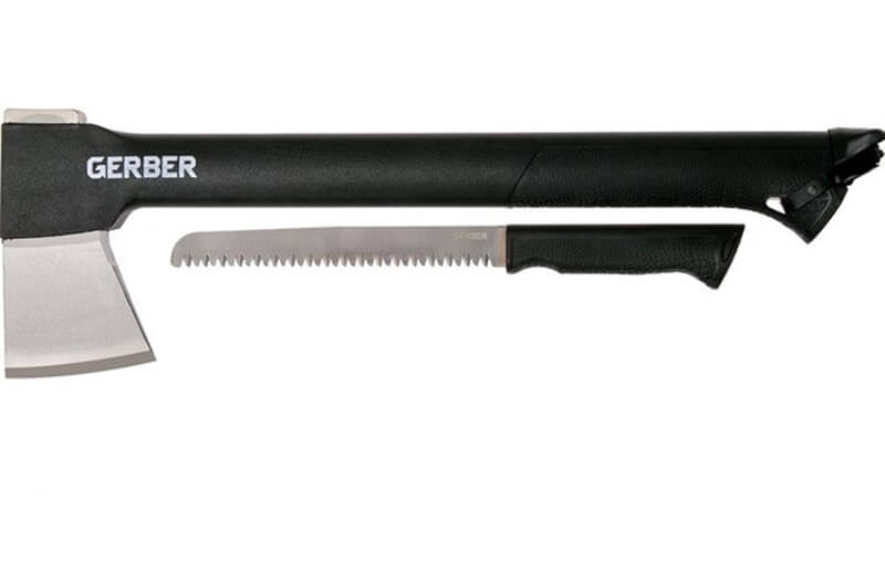 Gerber Gator Combo Axe - best multi functional camping axe