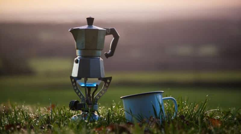 Ideal Camping Coffee Maker - best coffee maker while camping