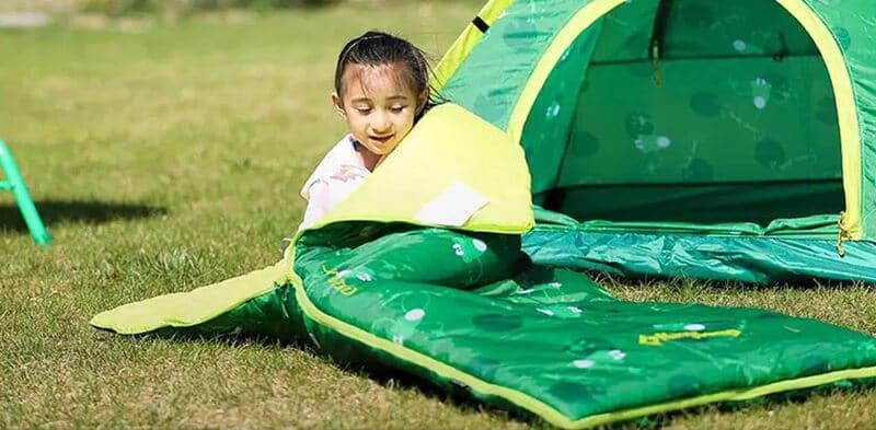 Kid's Sleeping Bags - best camping sleeping bag for kids