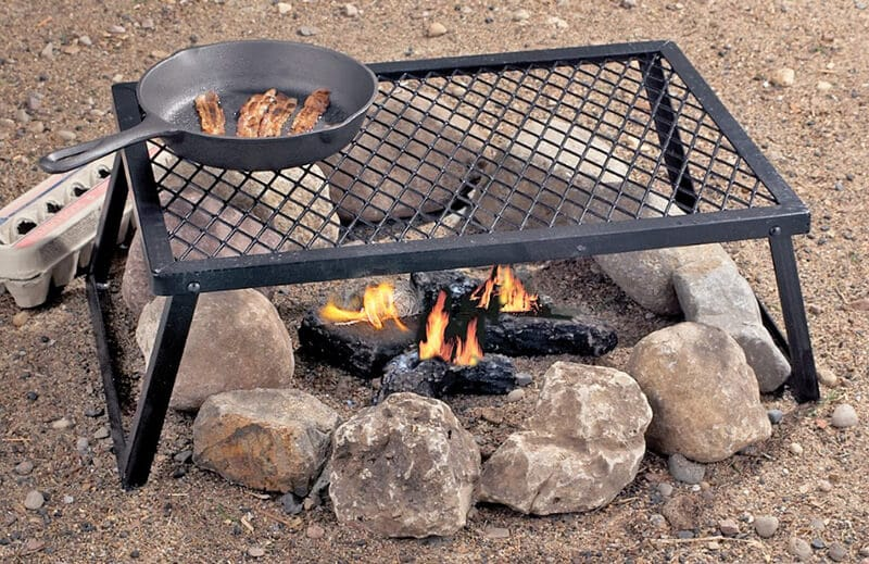 Portable Grill For Camping