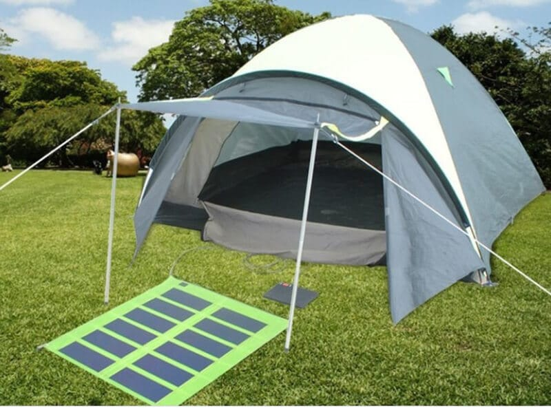 Portable Solar Power for Camping Benefits - best phone solar charger for camping