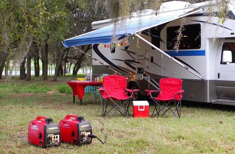 Purchasing a Generator for Camping - best honda generator for camping
