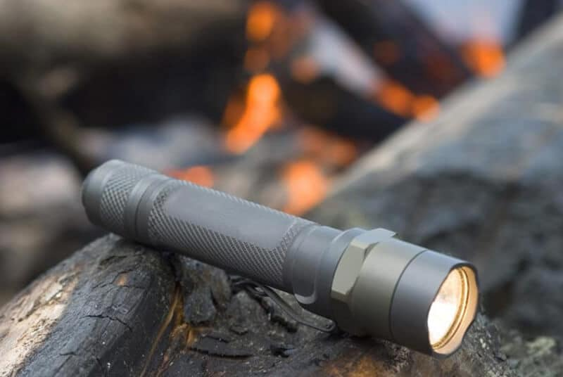 The Best Camping Flashlight - best flashlight for car