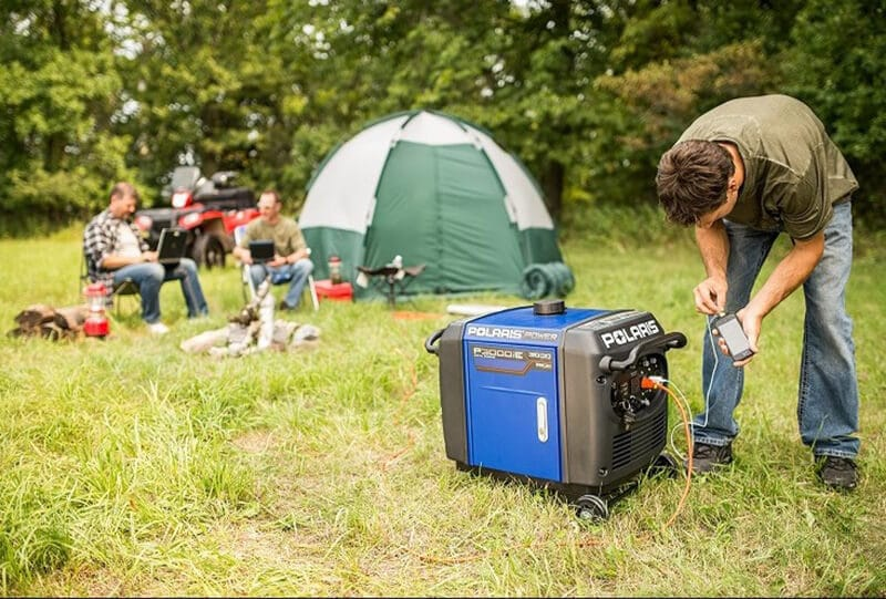 The Best Generator For Camping - what is the best portable generator for camping