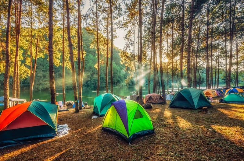 The best 4 person camping tent