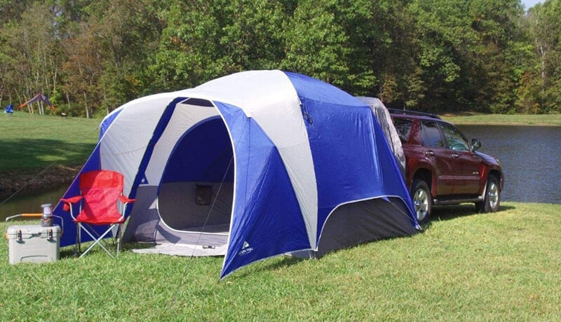 The best SUV for camping - best suv for camping conversion