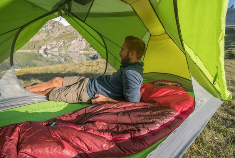 The best camping bed - best inflatable bed for camping