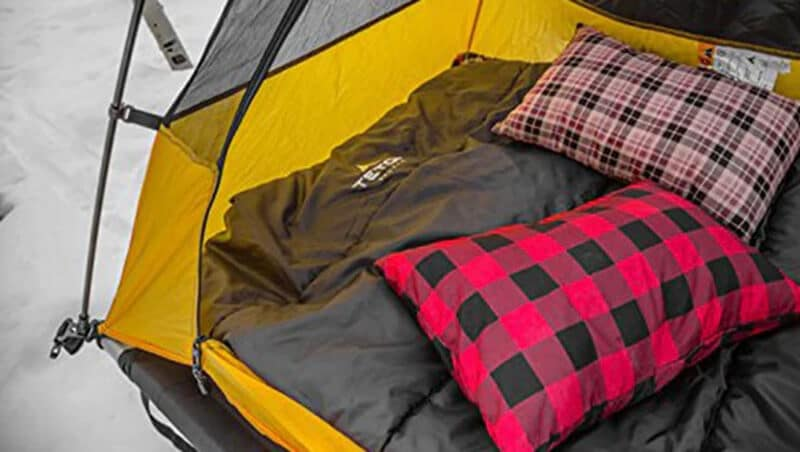 The best camping pillow - best inflatable pillow camping