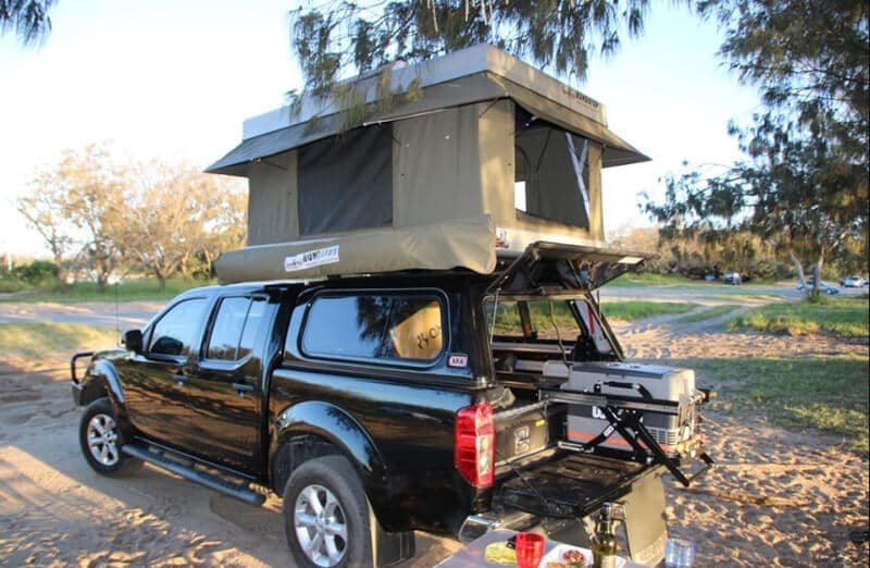 The best car camping tent