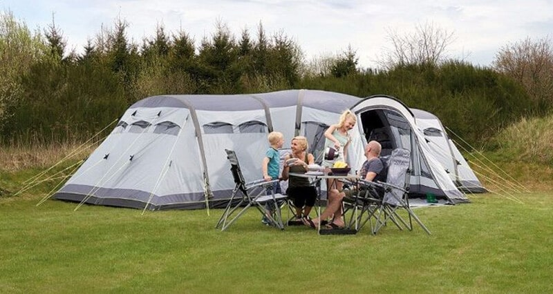 The best family camping tent