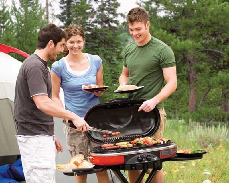 The best portable grill for camping