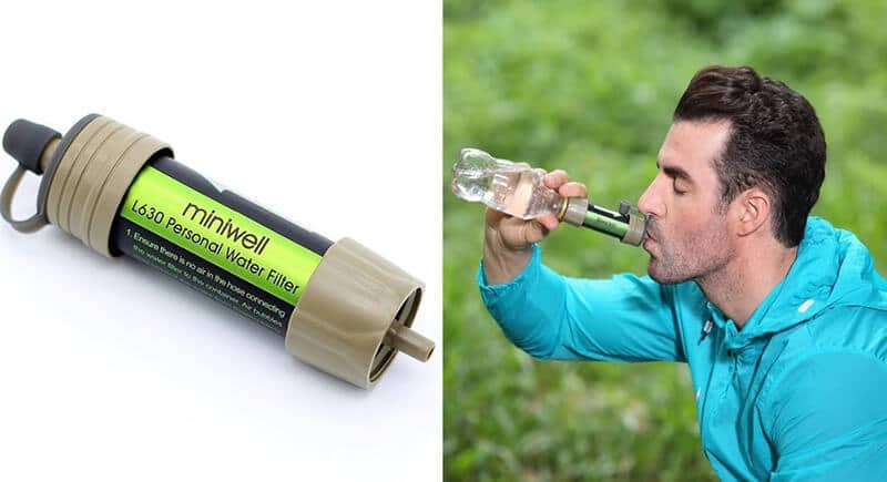 Water Filters- best water filter camping