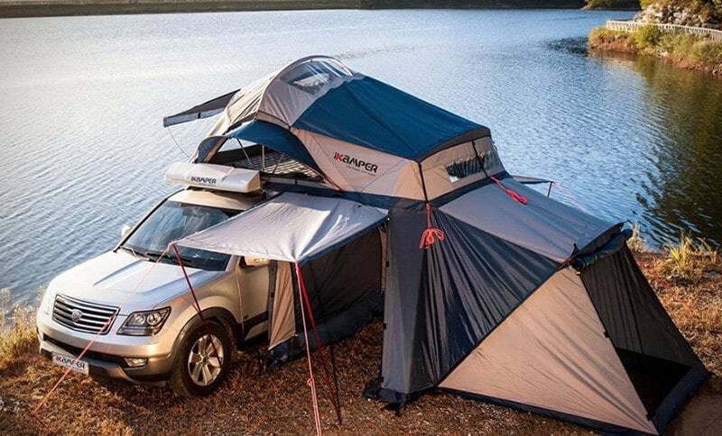 What's the best Car Camping Tent?