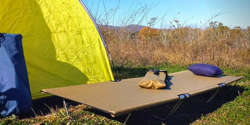 buy your best camping cot - best queen size camping cot