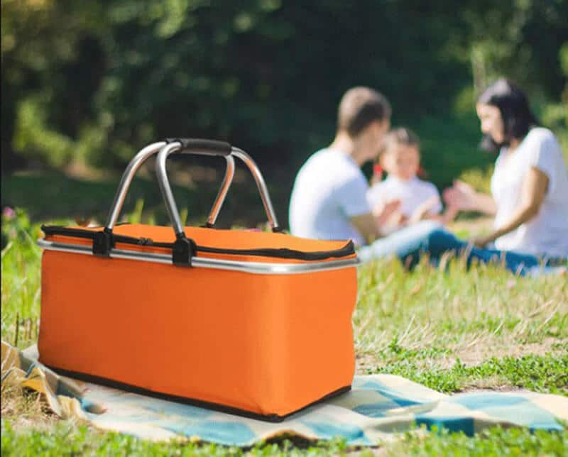 camping coolers - best way to pack a cooler for camping