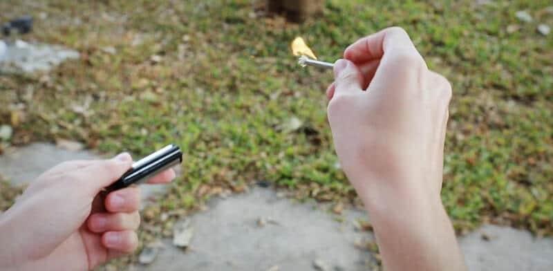 camping lighter