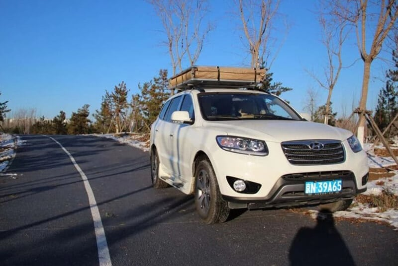 suv for camping