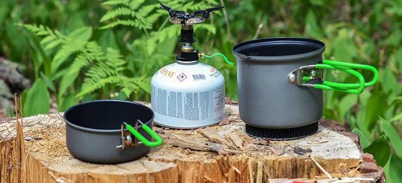 the best camping cookware - best camping cookware sets