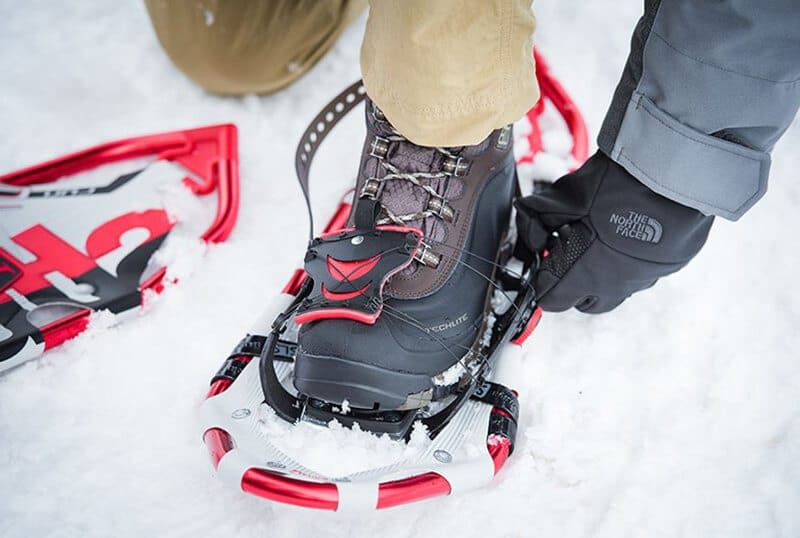 BEST SNOWSHOES FOR HIKING