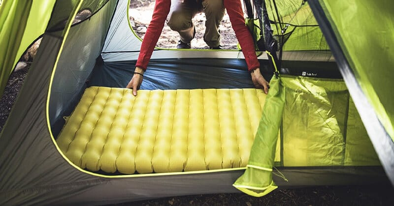 Benefits of Camping Air Mattress - best camping inflatable mattress