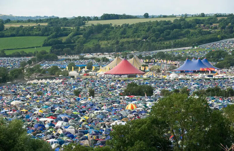 Best Festival Tents