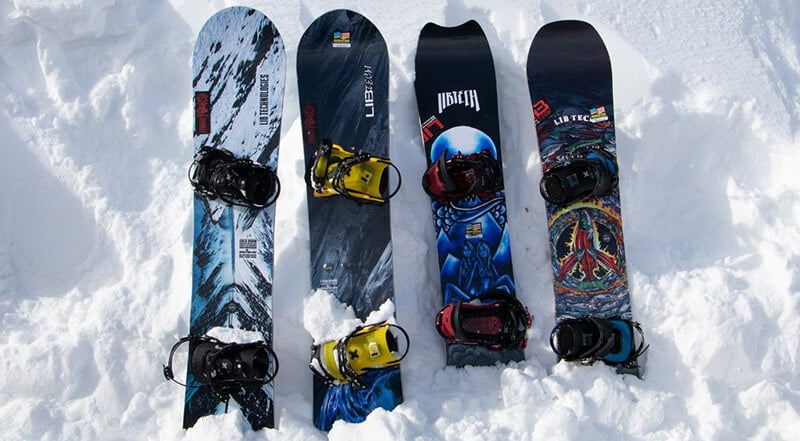 Best Snowboard Brands - who makes the best snowboards