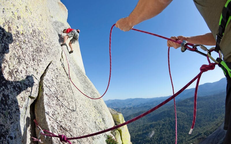 Climbing Rope Buying Advice - best outdoor climbing rope
