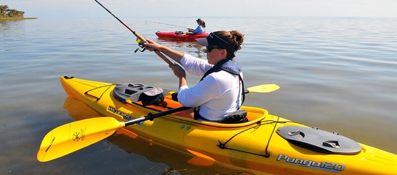 Common conditions that newcomer kayakers should know - best rated kayaks for beginners
