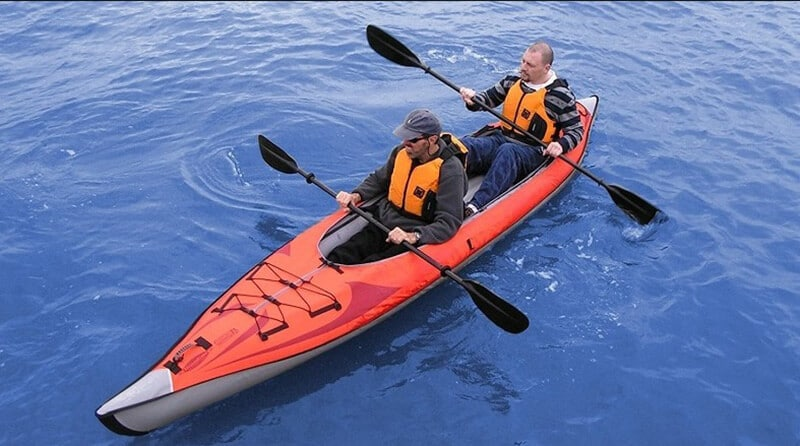 Considering an Inflatable Kayak