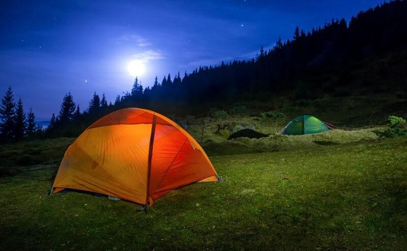 Fantastic pop-up tent
