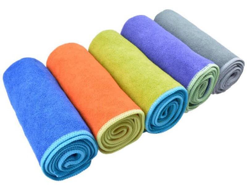 How To Pick The Finest Camp Towel - best camping quick dry towel