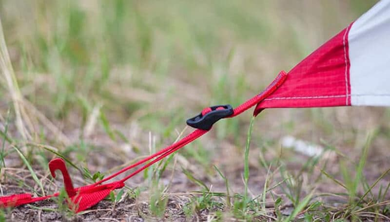 How To Stake A Tent