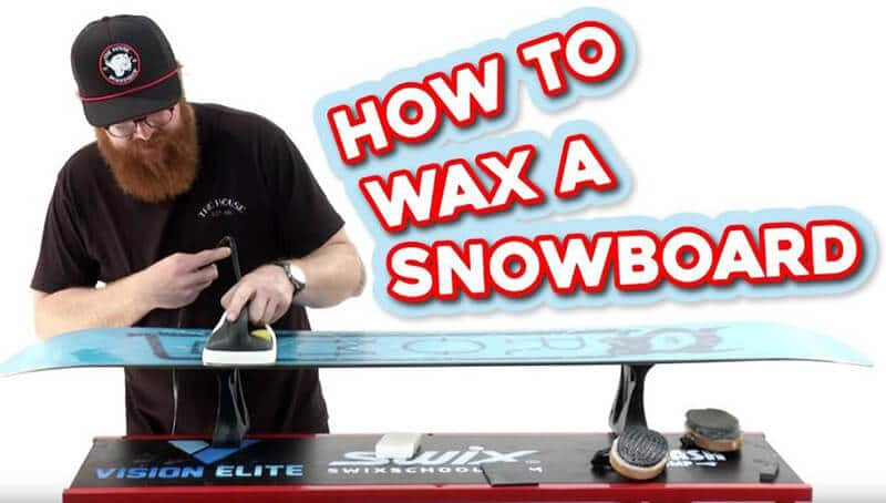 How To Wax A Snowboard-Step By Step Guide [New].