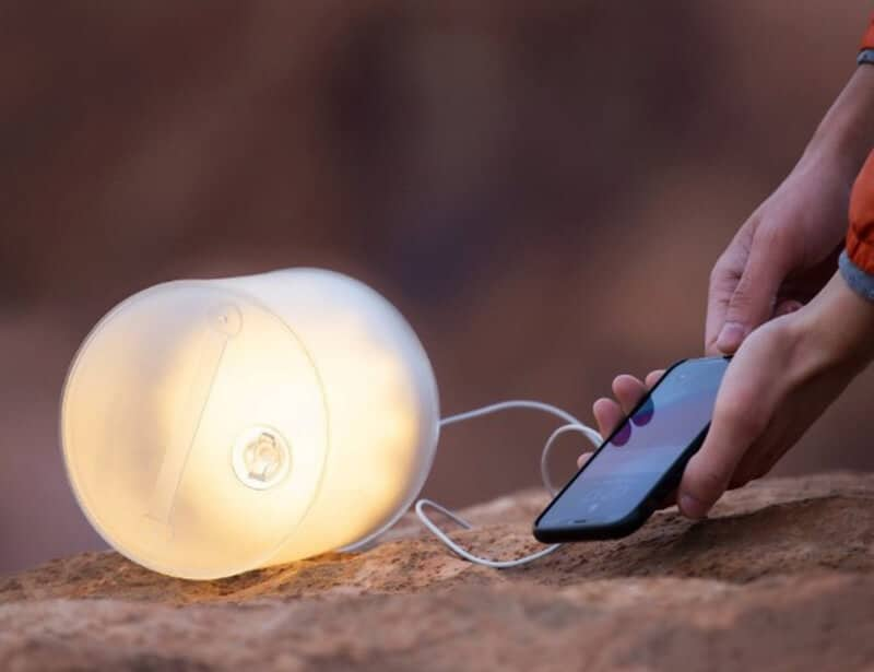 MPOWERD Luci - best solar lanterns for camping and backpacking