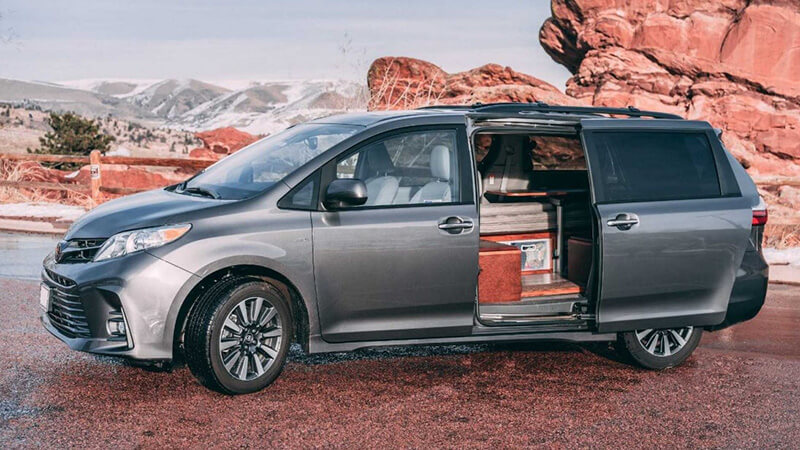 Minivan For Camping - best camping trailer for minivan