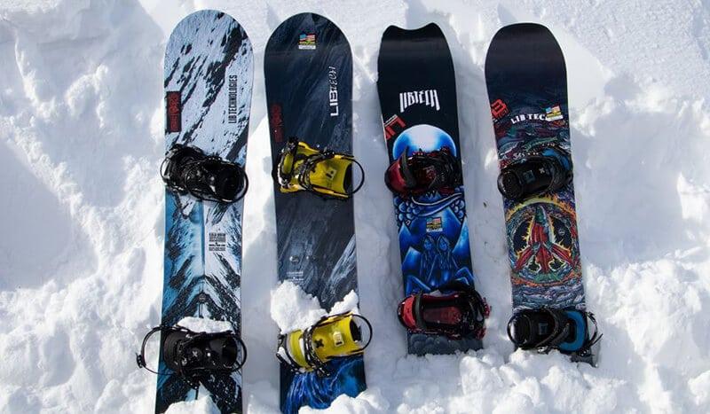 Snowboard Form