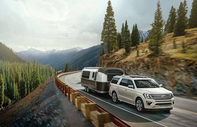 The Greatest Full-Sized SUVs for Towing Travel Trailer - best small suv for towing a travel trailer