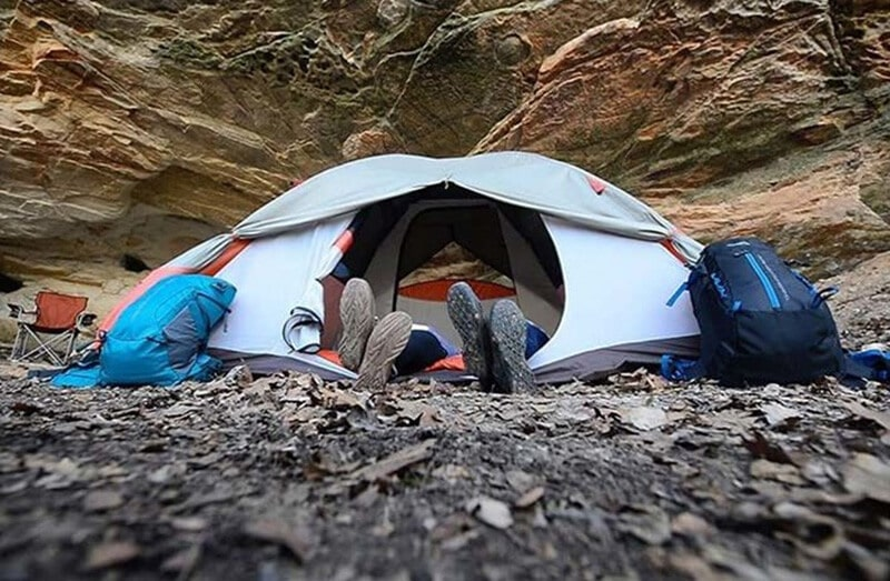 The best 2 person tents brands