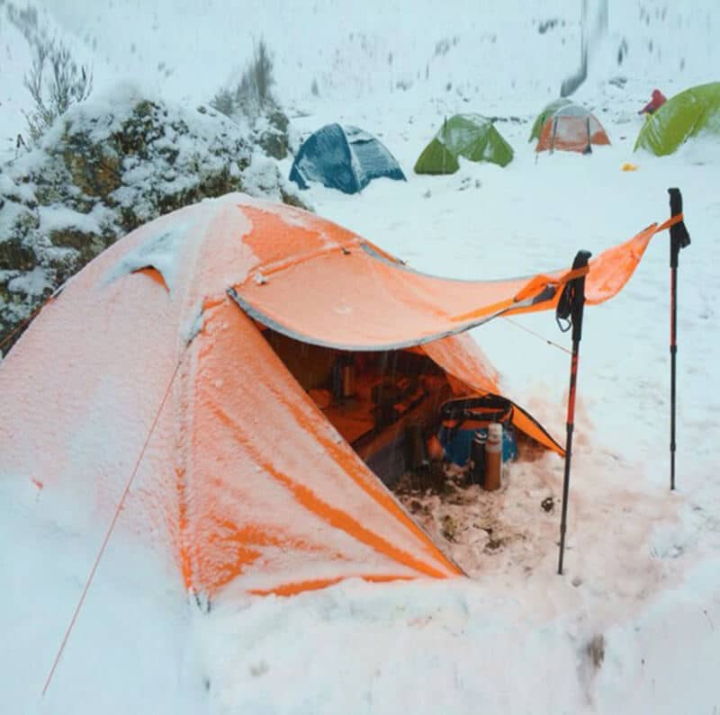 The best 4 season tents brands