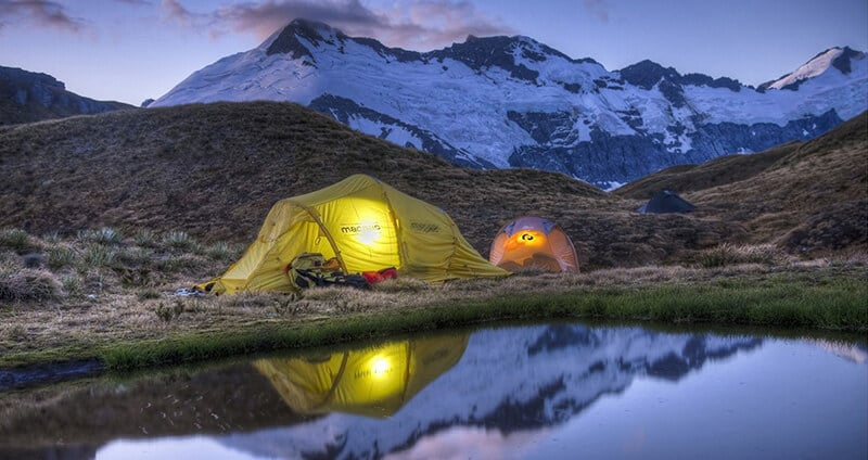 The top backpacking tents brands