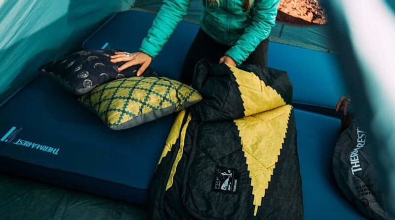 The best car camping sleeping pad brands - what is the best sleeping pad for car camping