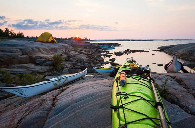 The best kayak brands for camping - best kayak for river camping