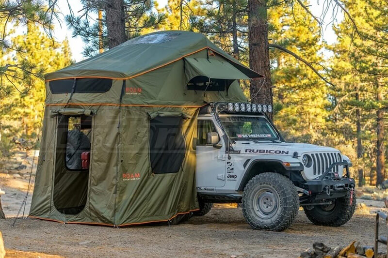 The best hardshell roof top tent brands