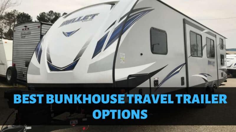 Top 10 Best Bunkhouse Travel Trailer 2020 Review