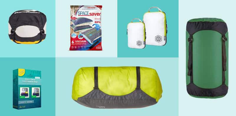 Top 11 Best Compression Bags For Travelers Brands - best compression sleeping bags